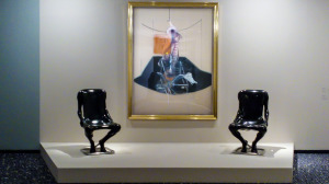 Francis Bacon + Ruth Francken