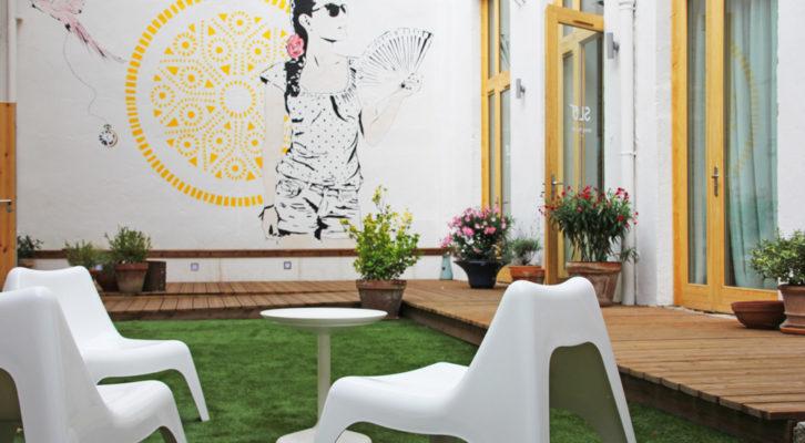 slo living hostel h tel d un genre nouveau lyon. Black Bedroom Furniture Sets. Home Design Ideas