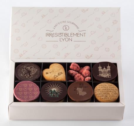 Biscuits Irrésistiblement Lyon