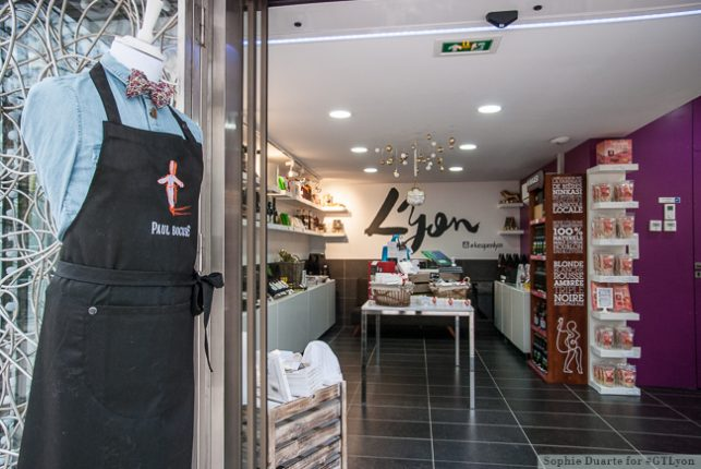 Coup de coeur sur Kiosque In Lyon, la boutique de l'excellence lyonnaise !