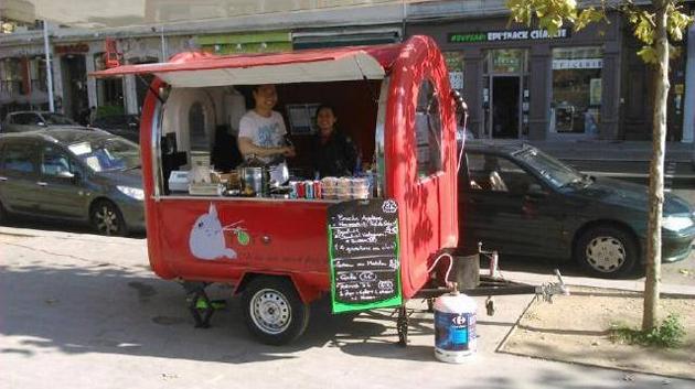 Ouvrir Un Food Truck Lyon