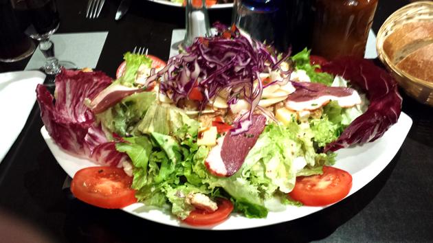 Le Jardin De Berthe Les Salades De L Extreme