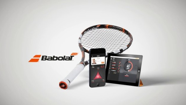 Babolat Play, la raquette ultra connectée