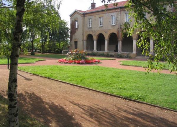 Jardin de la visitation Lyon
