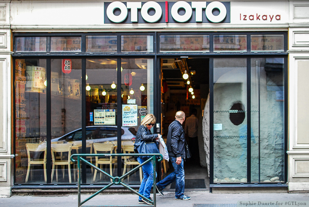 oto oto - tapas japonaise lyon