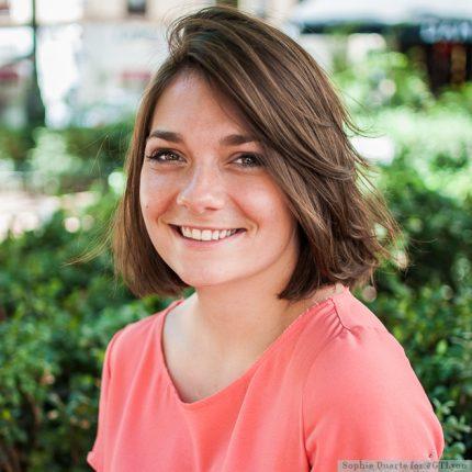 Marion Derouvroy, dirigeante