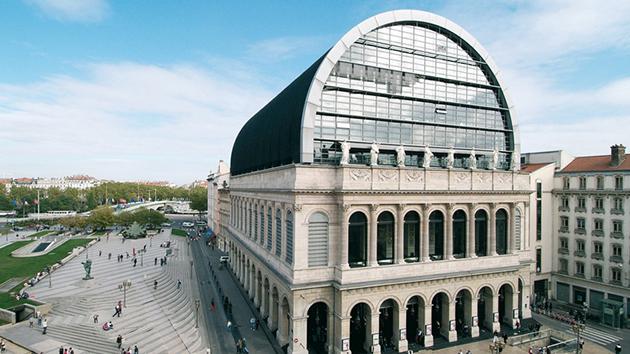 Opéras de Lyon