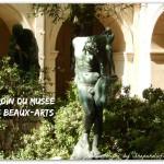 Jardin du Musée des Beaux-Arts