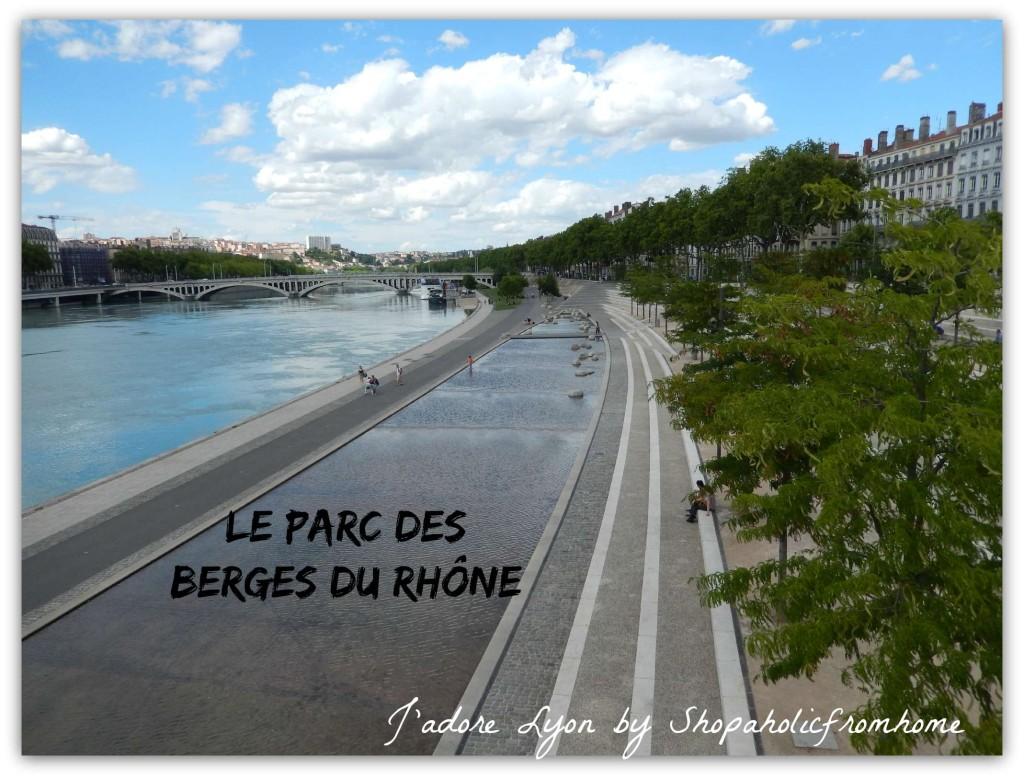 Le Parc des berges du Rhône