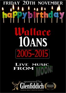 The Wallace 10 years