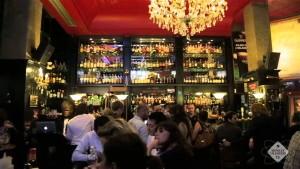 Wallace-Bar intérieur