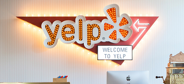 Yelp Welcome