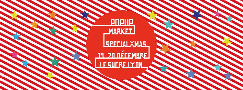 Pop up market Xmas special