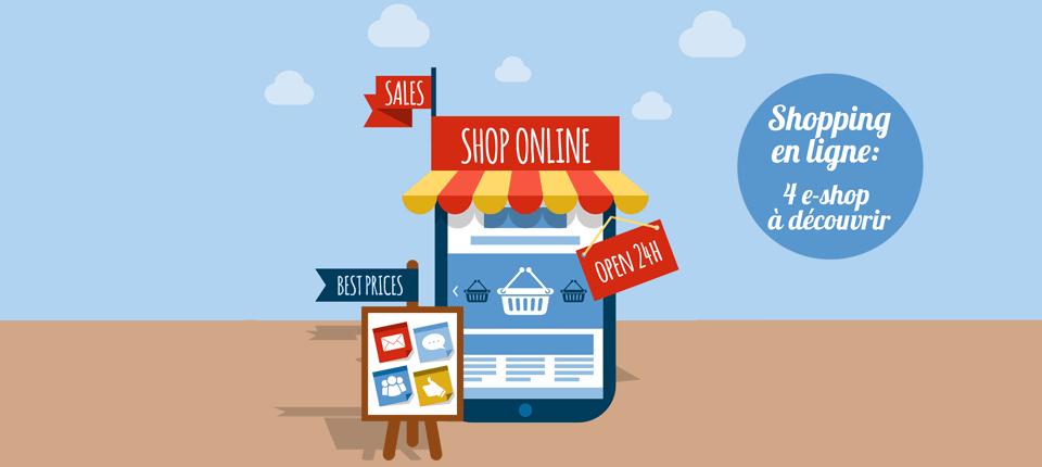 Shoppez en ligne sur des e-shop lyonnais !