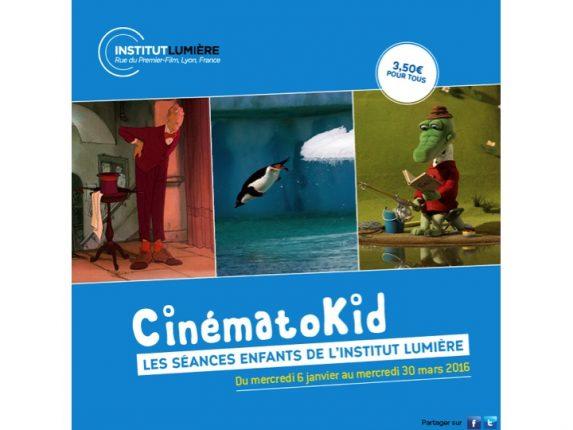 Cinématokid : Séances enfant
