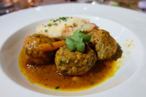 Le plat de Ryma : Boulette de viande façon tajine