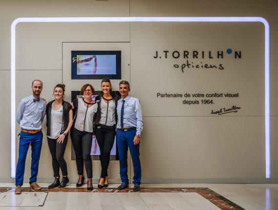 Opticiens J.Torrilhon, une histoire de famille et de valeurs