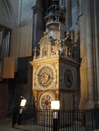 horloge astronomique saint jean