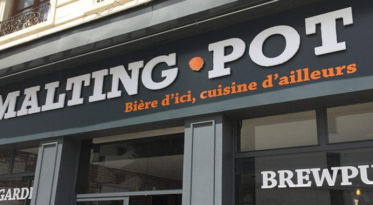 Le Malting Pot, bières et cuisine du monde