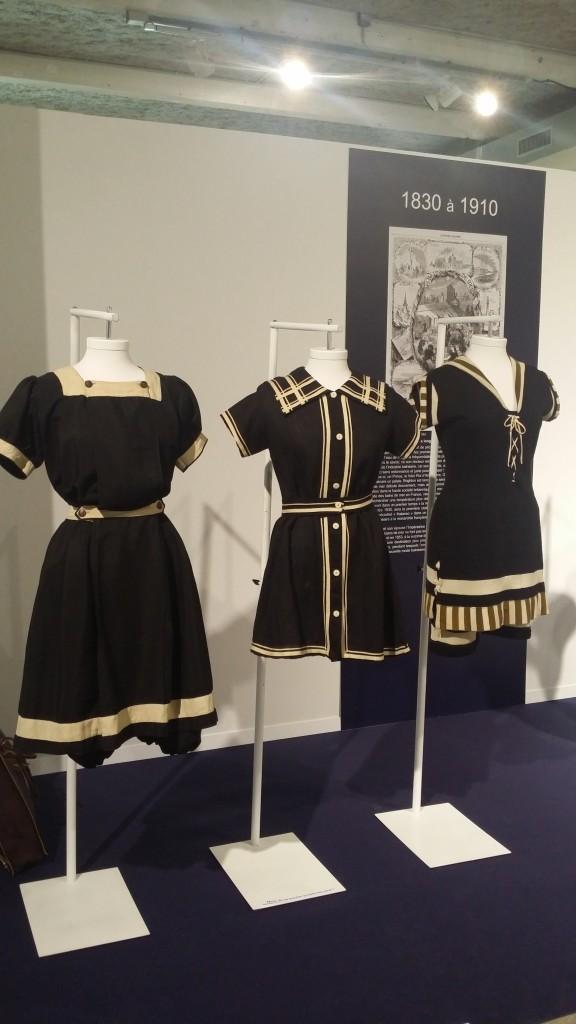 Costume de bain 1830