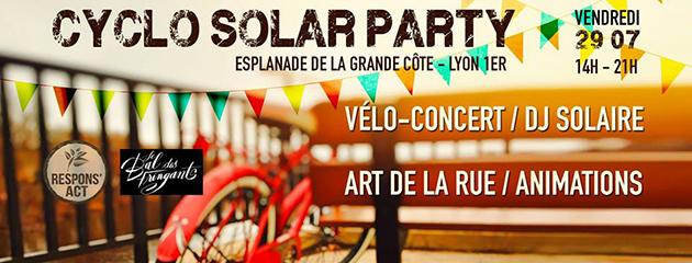 Cyclo Party