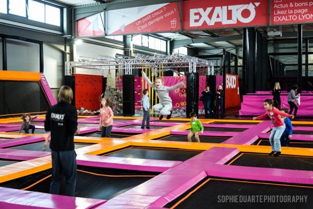 Exalto: multiplexe de loisirs multi-générations