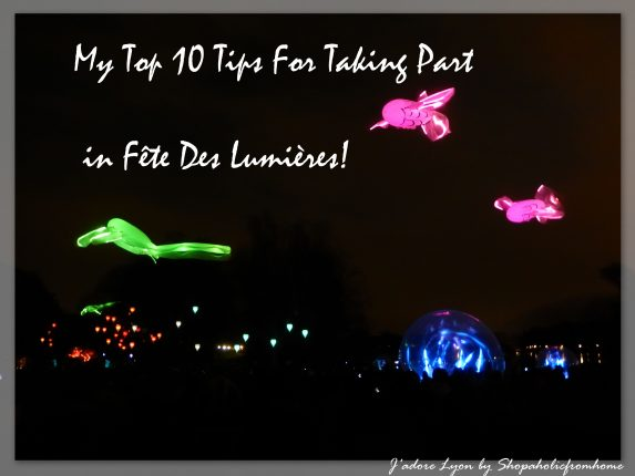 ENG] My Top 10 Tips For Taking Part in Fªte Des Lumi¨res Girls