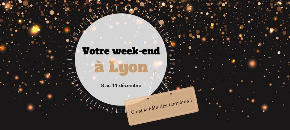 Nos coups de cœur du week-end à Lyon (10-11 décembre)
