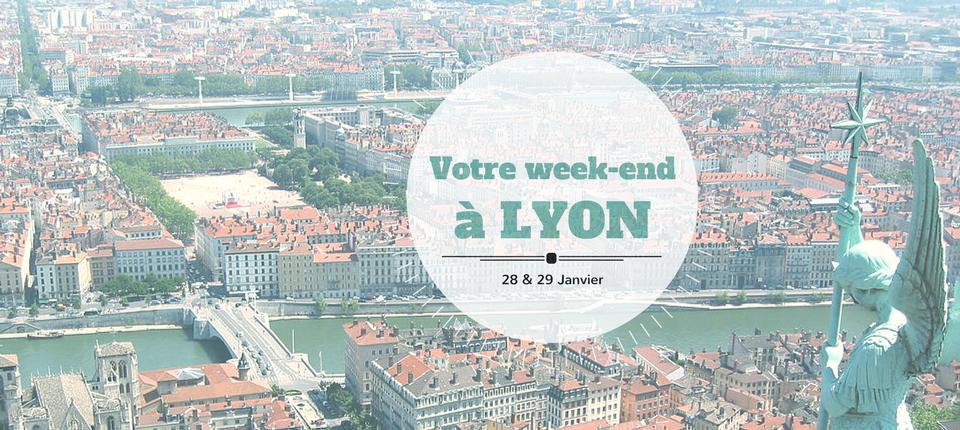 Nos coups de cœur du week-end à Lyon (28-29 janvier)