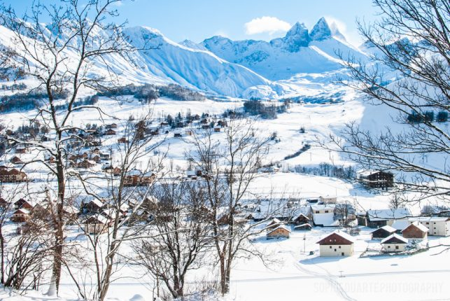 Albiez-Montrond, un vrai séjour à la montagne