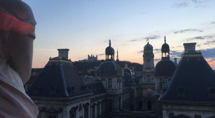 Les Muses ou un autre point de vue sur Lyon