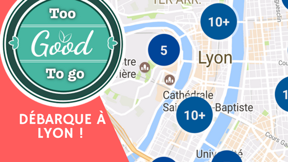 Too good to go, l'appli anti gaspi et porte-monnaie happy !