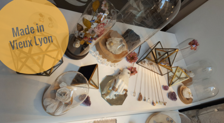The Black Alchemy, le cabinet des curiosités qui se porte en bijoux