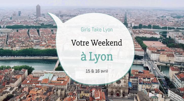 Nos coups de cœur du week-end à Lyon (15-16 avril)