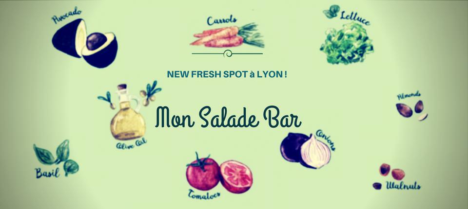 MSB – Mon Salade Bar ou la pause déjeuner fraîcheur à composer soi-même !
