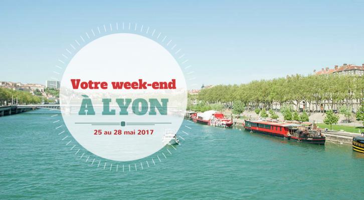 Nos coups de coeur du week-end à Lyon (10 et 11 juin)