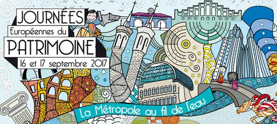 Nos coups de cœur du week-end à Lyon SPECIAL Journées Européennes du Patrimoine (16-17 Septembre)