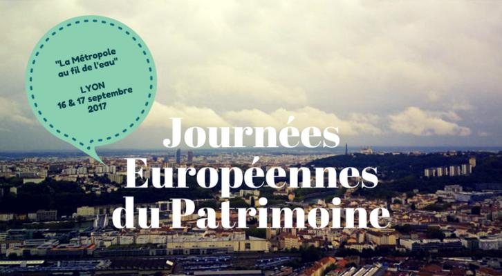 Les Journées Européennes du Patrimoine 2017