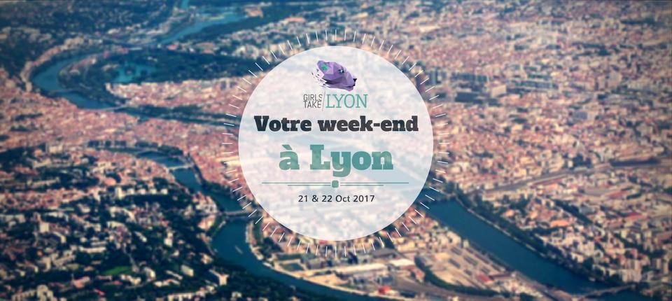 Nos coups de cœur du week-end à Lyon (21-22 octobre)