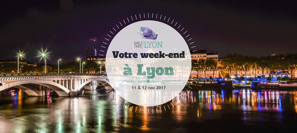 Nos coups de cœur du week-end à Lyon (11-12 novembre)