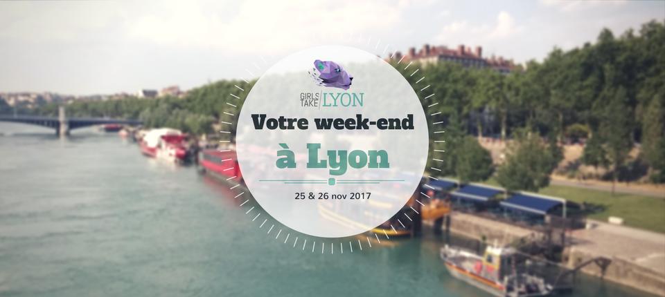 Nos coups de cœur du week-end à Lyon (25-26 novembre)