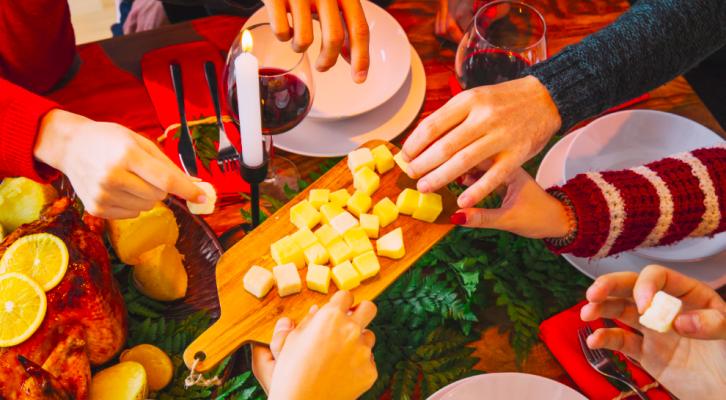 L'idée cadeau gourmande de la rédac': un bouquet de fromages