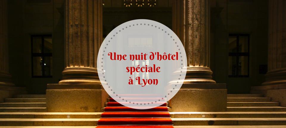 Offrir une nuit d'hôtel original à Lyon
