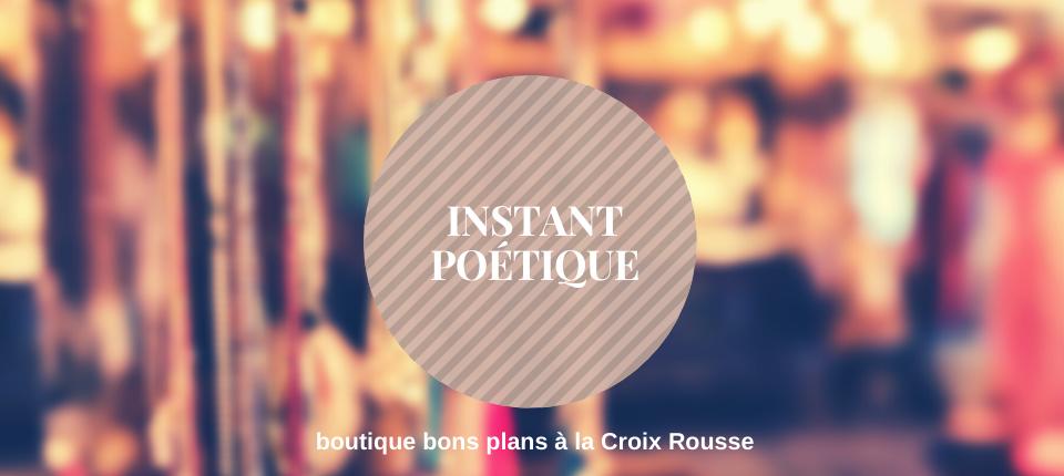 L'instant Poétique, boutique déco à Lyon