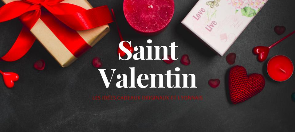 Saint Valentin : nos idées originales et lyonnaises pour faire plaisir
