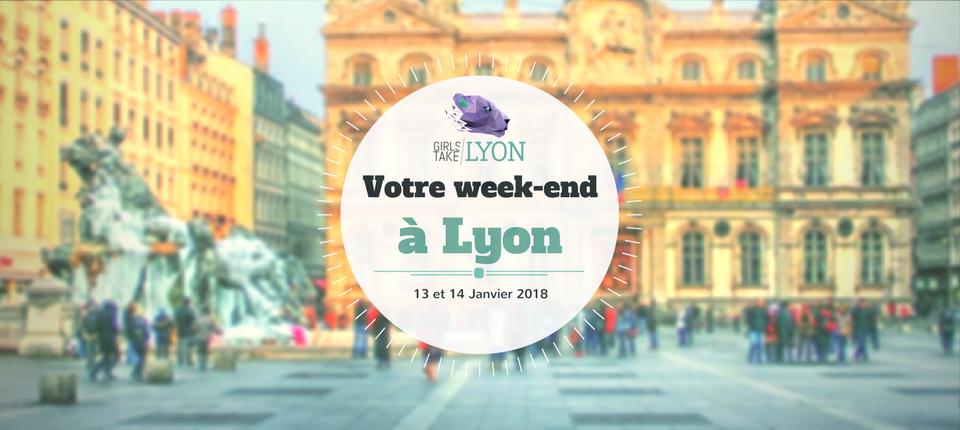 Nos coups de cœur du week-end à Lyon (13-14 janvier)