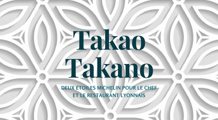 Une deuxième étoile pour Takao Takano, chef d'un paradis culinaire en plein cœur de Lyon
