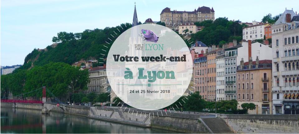 Nos coups de cœur du week-end à Lyon (24-25 février)