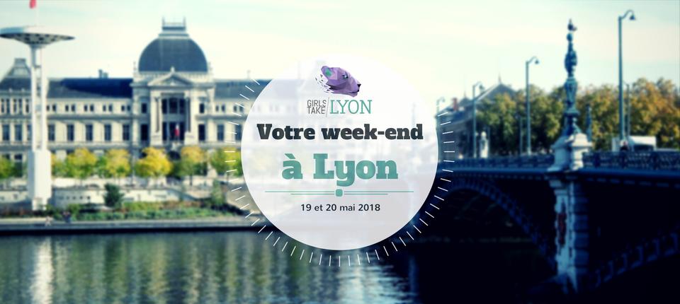 Nos coups de cœur du week-end à Lyon (19-20 mai)