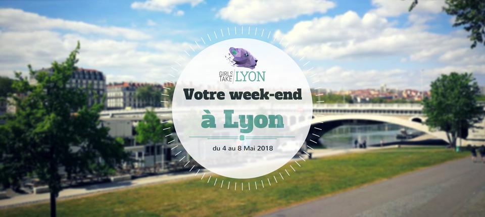 Nos coups de cœur du week-end à Lyon (4 au 8 mai)